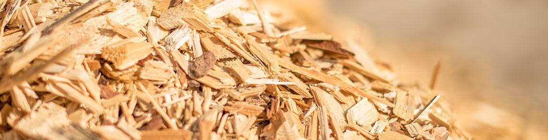 Vente de copeaux de bois